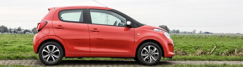 Citroën C1 Shortlease hoofdfoto