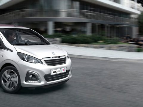 Peugeot 108 Active Shortlease