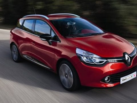 Renault Clio Estate Shortlease