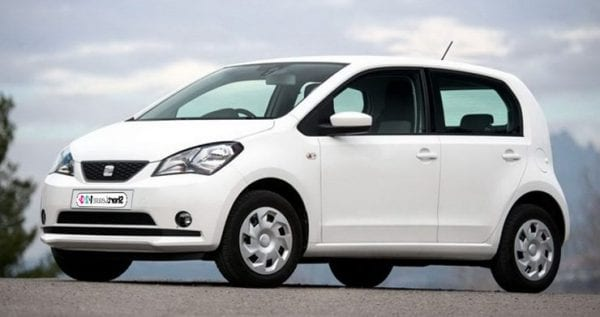 Seat Mii Style Shortlease