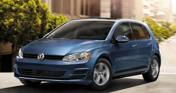 Volkswagen Golf Shortlease