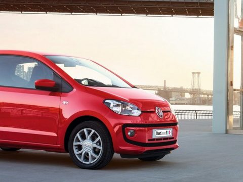 Volkswagen Up Shortlease