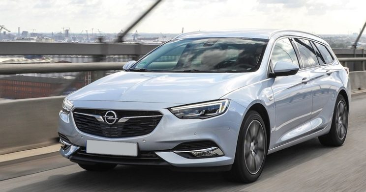 Opel Insignia Sports Tourer Shortlease