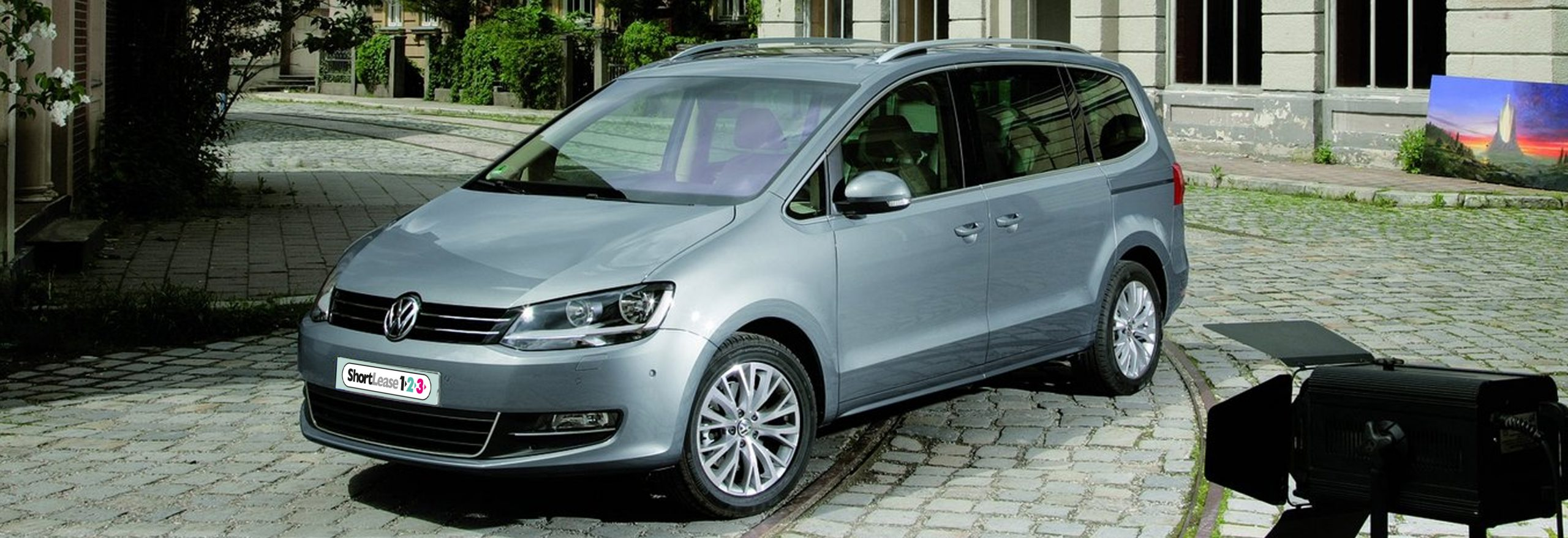 volkswagen sharan comfortline benzine shortlease. Black Bedroom Furniture Sets. Home Design Ideas