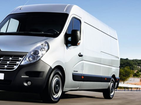 Renault Master L2/H2 Shortlease