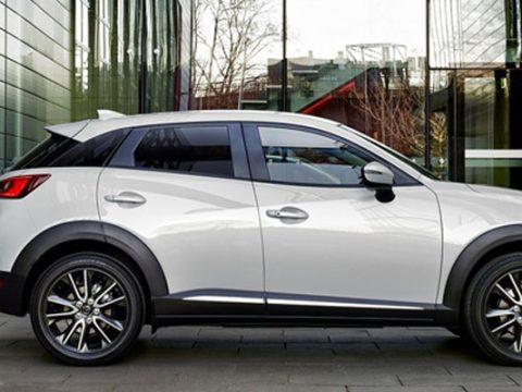 Mazda CX-3 2.0 Skyactive- G TS Shortlease