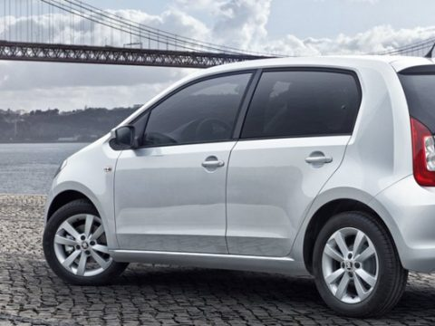 Skoda Citigo Shortlease