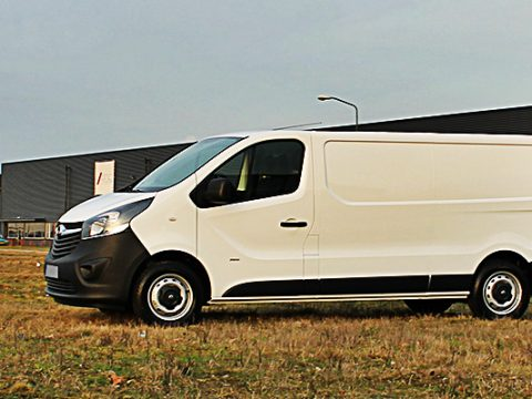 Opel Vivaro Shortlease