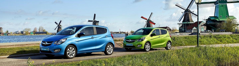 Opel Karl Auto huren Shortlease short lease leasen opel Karl Shortlease Opel Karl Huren