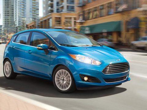 Ford Fiesta Shortlease