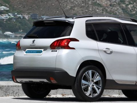 Peugeot 2008 Style Shortlease