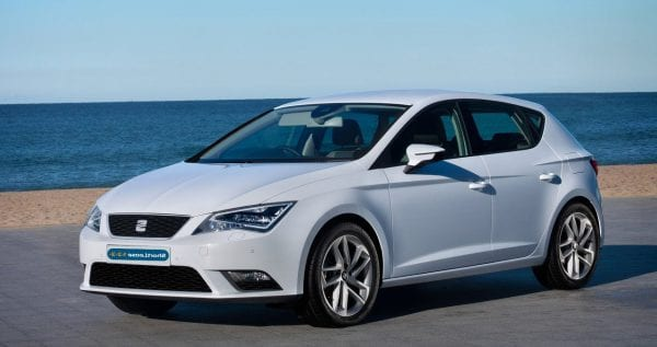 Seat Leon Style Connect Shortlease