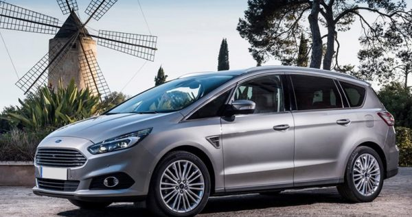 Ford S max Shortlease