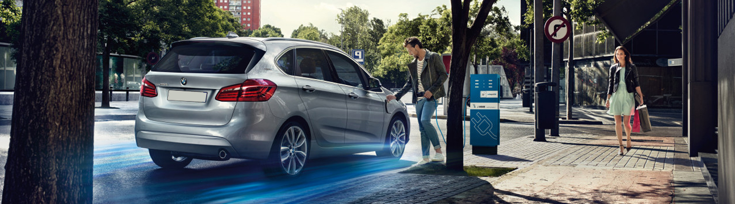 BMW 225XE Shortlease homepage
