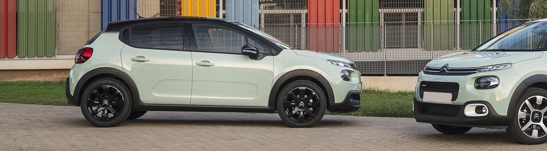 Citroën C3 Foto homepage shortlease