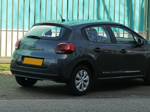 Citroën c3 shortlease 2