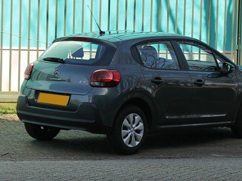 Citroën c3 shortlease 2