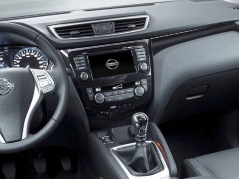 Nissan QASHQAI Shortlease