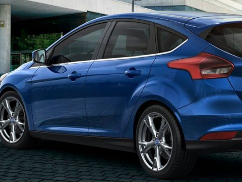 Ford Focus Shortlease