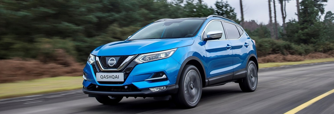 Nissan Qahshqai Shortlease - Bij Shortlease 123