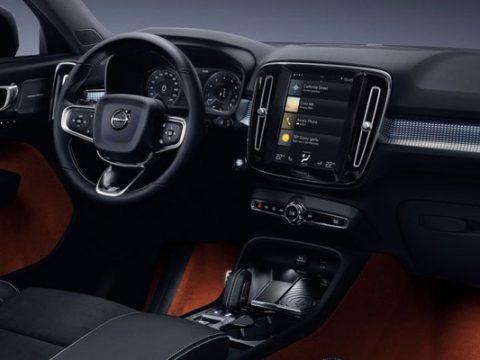 Volvo XC40 Shortlease