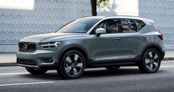 Volvo XC40 Shortlease