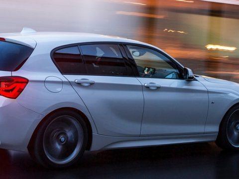 BMW 1 Serie Shortlease