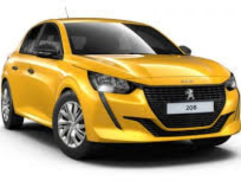 Peugeot 208 Active Shortlease