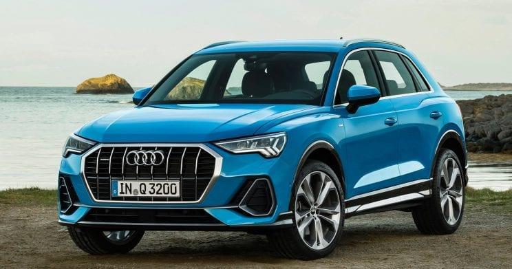 Audi Q3 2.0 TDI 110kW Sport 5d