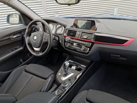 BMW 1 Serie Shortlease
