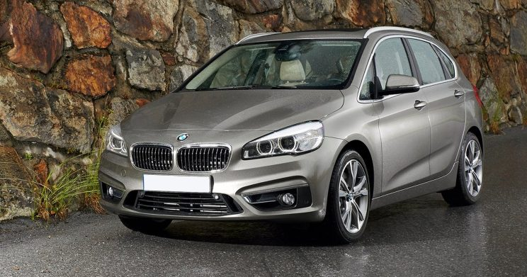 BMW 2 Serie Active Tourer Shortlease