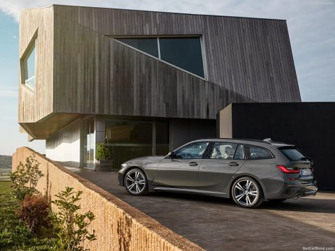 BMW 330i Touring Shortlease