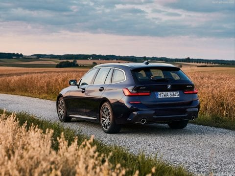 BMW 318i Touring Shortlease