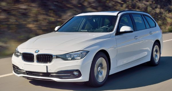 BMW 3 Serie Touring Shortlease