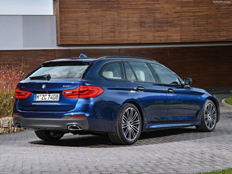 BMW 520 Touring Shortlease