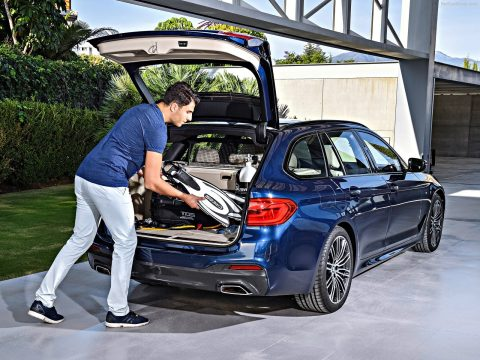 BMW 520 Touring Executive