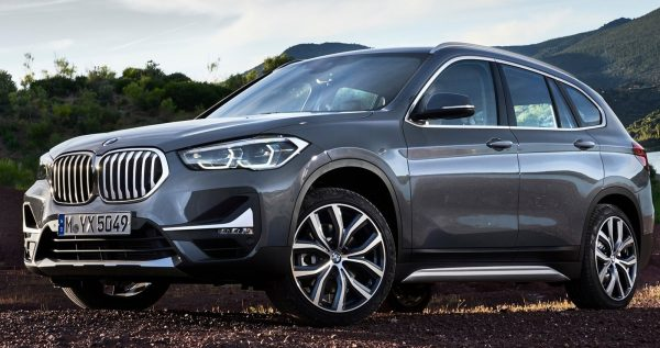 BMW X1 Shortlease