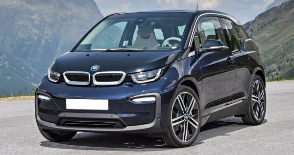 BMW i3 Grey edition