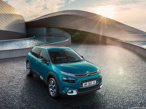 Citroën C4 Cactus Shortlease