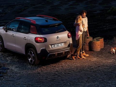Citroën C3 Aircross Shortlease
