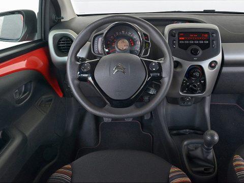 Citroën C1 5-deurs