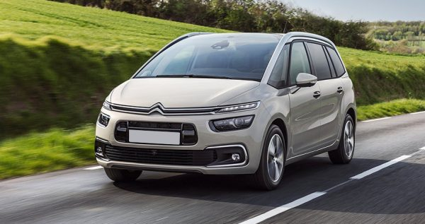 Citroën Grand C4 Picasso Business SHORTLEASE