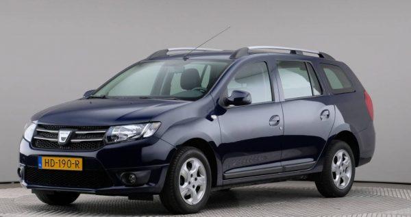 Dacia Logan MVC Prestige