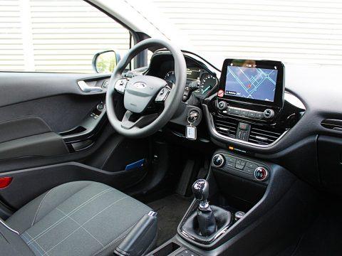 Ford Fiesta Diesel Shortlease
