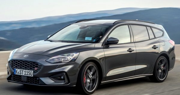 Ford Focus Wagon St Line Shortlease