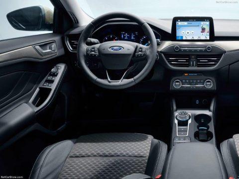 Ford Focus Wagon Shortlease