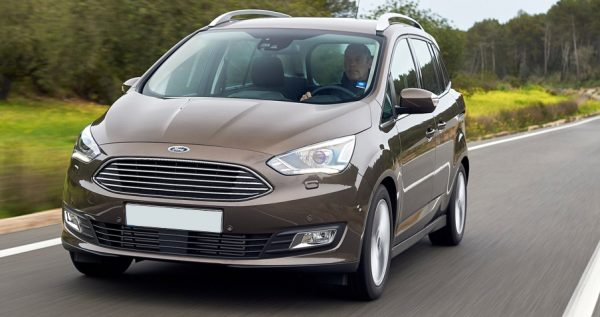 Ford C-Max Shortlease