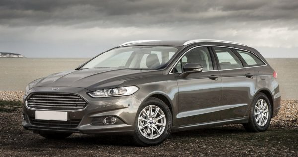 Ford Mondeo Wagon Trend Shortlease