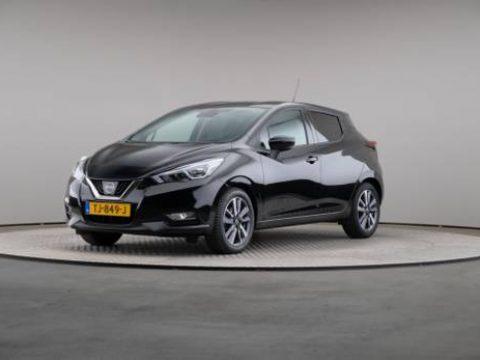 Nissan Micra Shortlease