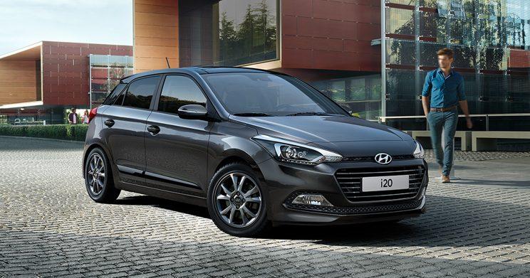 Hyundai i20 Shortlease